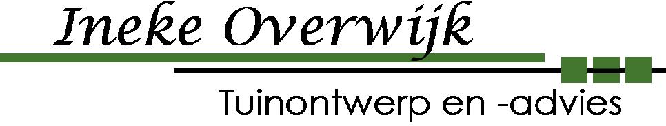 Ineke Overwijk | Tuinontwerp en Advies